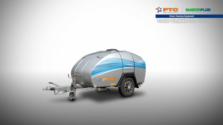 PTC - Trailer Torpedo Easy - Twin